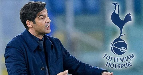 Fonseca to Tottenham deal 'falls through' as new candidate for job emerges