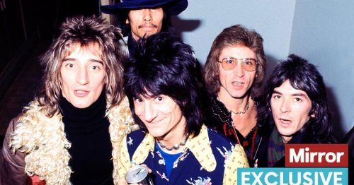 Rod Stewart says Faces have given some old songs a facelift as stars reunite