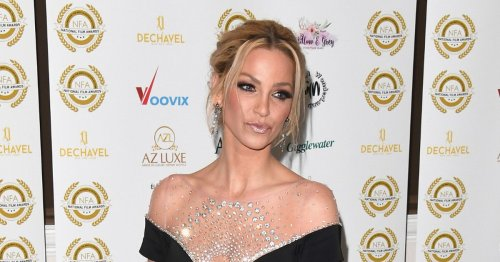 Sarah Harding's new single receives emotional reaction from Girls Aloud fans