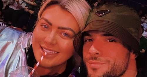 Gemma Collins enjoys circus show after making sure no animals were involved
