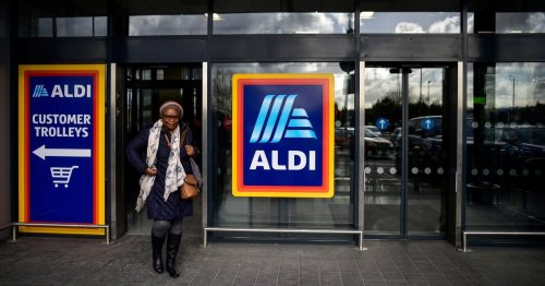 Aldi worker at checkout-free store spills beans on all the new changes