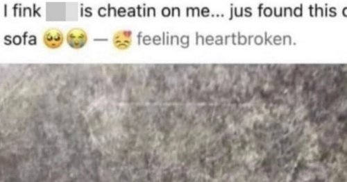 Woman thought she found 'proof' boyfriend cheated - then realises her mistake