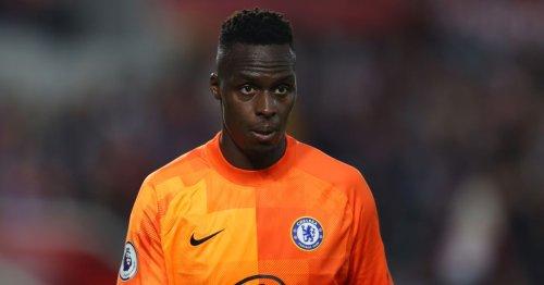 Edouard Mendy breaks silence on Ballon d'Or snub which angered Chelsea teammates