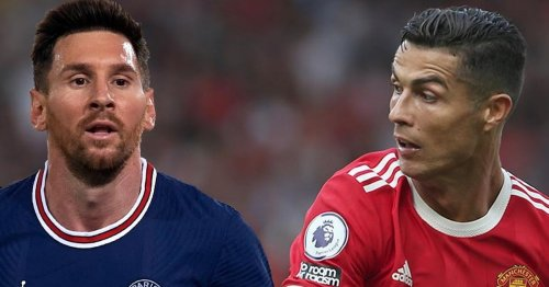 "Messi's ""surprising"" dressing room behaviour proves he's not like Ronaldo"