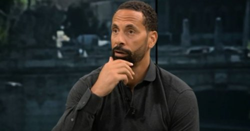 """Rio Ferdinand thinks Liverpool have lost """"driving force"""" after Euros performance"""