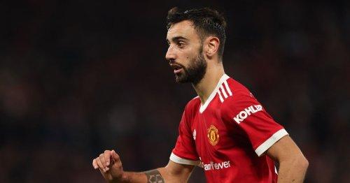 """Solskjaer told Fernandes has """"connected"""" major problem after Man Utd win"""