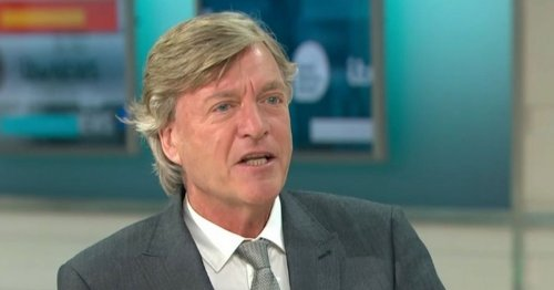 Richard Madeley declares he will go on holiday regardless of amber restriction