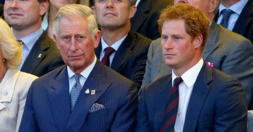 Charles warned to 'hide' by royal author when Prince Harry's memoir is released