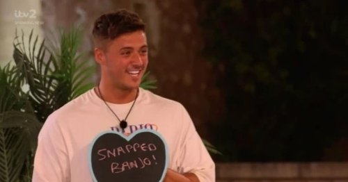 Love Island's Brad McClelland confesses he once 'snapped' his penis during sex