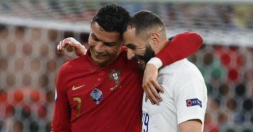 Karim Benzema explains how Cristiano Ronaldo gave him belief to win Ballon d'Or