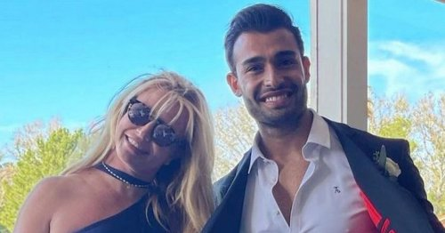 Britney Spears' fiancé's ex says he's 'hit the jackpot' with their engagement