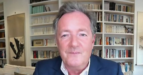 Piers Morgan 'having TV return conversations as people want piece of the action'