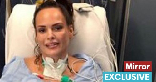 Unjabbed ex-page 3 girl nearly died twice after Covid hit her 'like a truck'