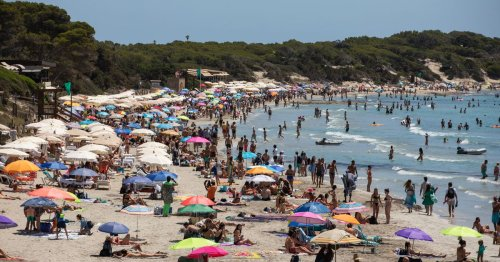 Spain could move to 'amber plus' on travel list forcing Brits to self-isolate