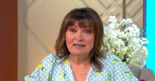 Lorraine Kelly has 'had enough' of Prince Harry and 'silly' Royal family rows