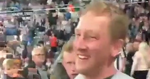 A&E doc in crowd saved life of fan at Newcastle vs Spurs as 10,000 chant 'hero'