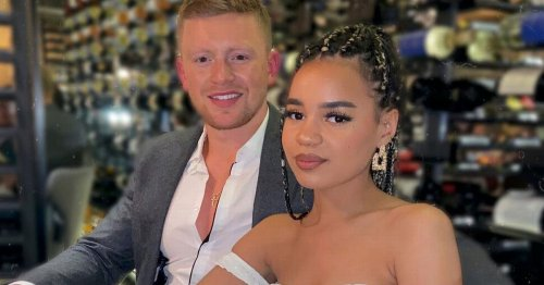 Inside Adam Peaty's relationship with Eiri Munro from Tinder to pregnancy