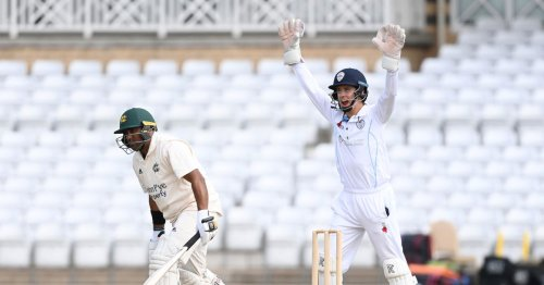 Derbyshire cricketer Harvey Hosein forced to retire aged 25