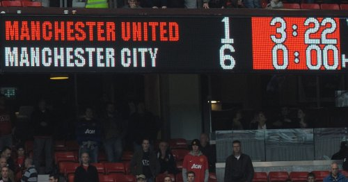 5 moments you may have forgotten from Man City's derby humiliation of Man Utd