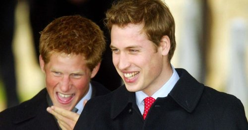 Family photos show how close William and Harry's bond was before royal rift