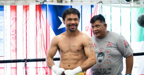 Manny Pacquiao responds to Floyd Mayweather's offer of help to Errol Spence