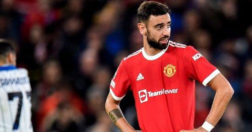 Solskjaer admits Bruno Fernandes concern ahead of Man Utd vs Liverpool