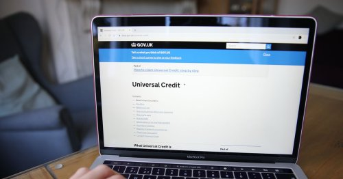 Universal Credit cut warning letters to Brits not ready yet with 10 weeks to go