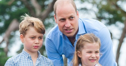 Kate and William 'told Prince George he'll be King on seventh birthday'