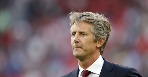 Edwin van der Sar - the Ajax man who should be Man Utd's new king
