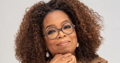 Oprah addresses if she's Prince Harry and Meghan Markle's daughter's godmother