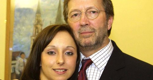 Eric Clapton reconciles with daughter Ruth after 6-year feud over Kermit costume
