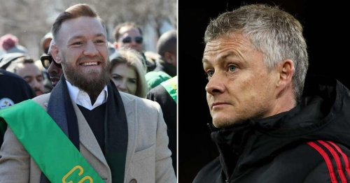 """Conor McGregor wants Solskjaer's Man Utd role """"rearranged"""" after Liverpool loss"""