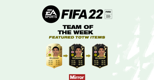 FIFA 22 TOTW promo set for big change with brand new upgraded FUT items
