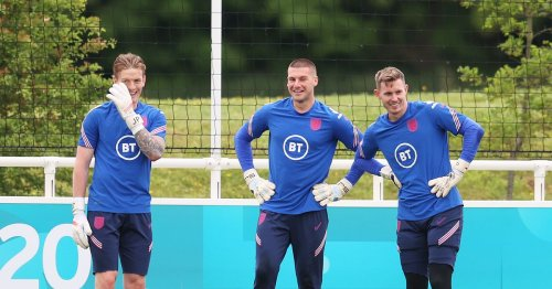 Pickford opens up on lengths England keepers are going to for Euro success