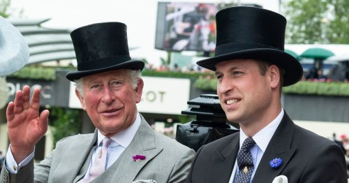 Prince Charles 'very proud' of son William's 'bold ambition' on environment