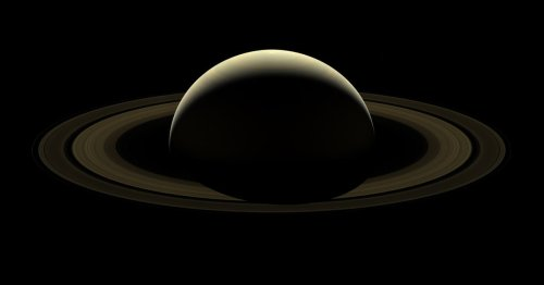 NASA publishes final amazing picture of Saturn from doomed Cassini space probe