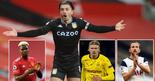 10 huge transfers that could be about to happen including Grealish and Kane