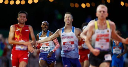 Sir Mo Farah in race against time to keep Tokyo Olympic dream alive