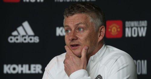 Solskjaer makes Ronaldo and Cavani prediction at Man Utd