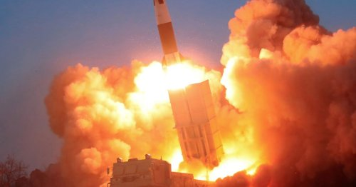 North Korea tests new hypersonic missile one day after US launches Mach 5 weapon