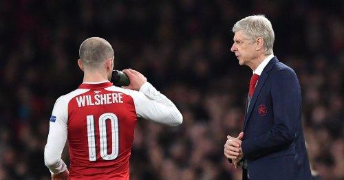 """Wenger feels """"responsible"""" for Wilshere injuries as midfielder seeks new club"""
