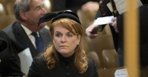 Sarah Ferguson not invited to Duke's funeral but supports Queen with daily walks