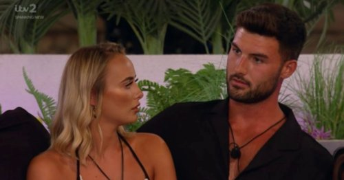 Love Island's Liam compared to Curtis as he 'sneaks' back to Millie