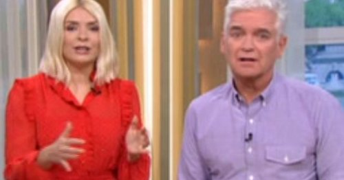 Holly and Phil devastated after 'doom and gloom' winter weather warning