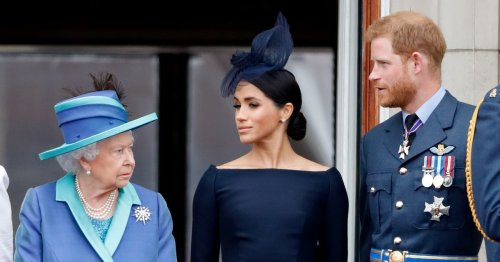 Queen could cancel Harry and Meghan's Platinum Jubilee invite over new memoir