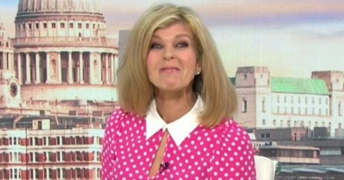 GMB's Kate Garraway praised as 'courageous' by Olympic Gold medalist's mum