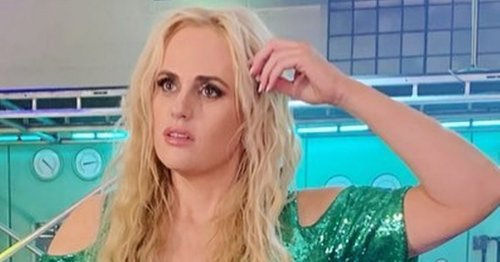 Rebel Wilson is a pop icon as she transforms into Britney Spears for Crazy video