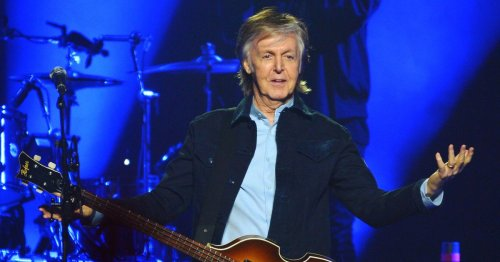 Paul McCartney's heartache as he mourns the death of his friend with tribute
