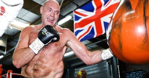 Tyson Fury 'wasn't doing well' in training before postponed Deontay Wilder fight