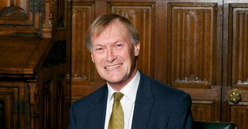'David Amess' greatest legacy was love & pride he had being father and husband'